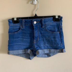 Pacsun Women's High Rise Jeans Shorts